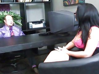 Office Babe Jayden Jaymes Treats...