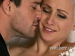 Bride Lexi Swallow Forced To Blo...