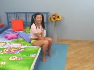 Kazach Asian Teen Bbc