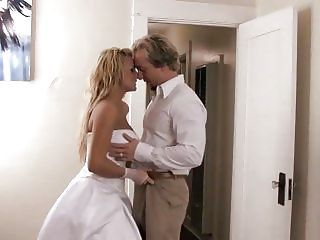 Smoking Bride Brooke Belle Gets...