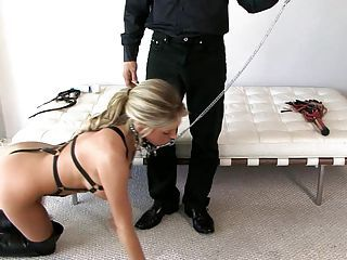 Whore Samantha Saint Gets Taken...