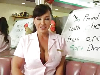 Slutty Waitress