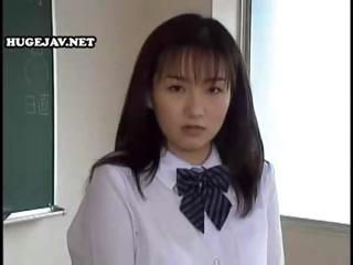 Asian Schoolgirl Gets Manhandled And Ill-treated By These Horny Guys