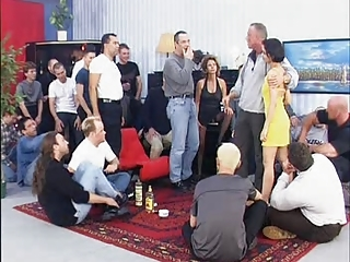 German Mature Big Gangbang By Fdcrn
