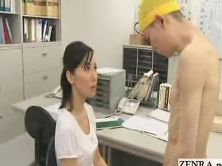 Cfnm Example Of Nudist Student Being Scolded By Teacher
