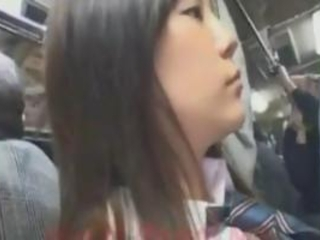 [japan Porn] Public Blowjob On Bus - 01