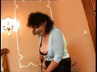 Threesome Italian Mature Troia Orgy Bbw Takes Hard C...