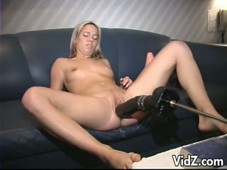 Someone's skin Tow-haired One Who Loves Dildo So Much In Her Sizzling Solo