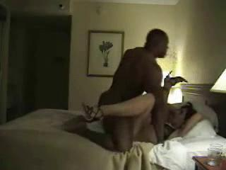 Black Man Fucks His Friends Hot White Wife