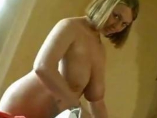 Real Busty Amateur Mom Ass Fucked and Jizzed
