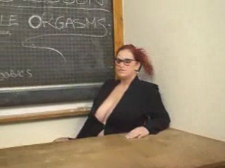 Busty Teacher Fuck