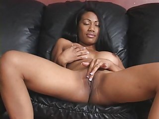 Beautiful Ebony Woman