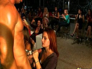 Amateur CFNM Handjob MILF Party
