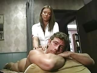 Anal Blonde Massage MILF Nurse Pornstar Uniform