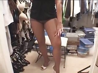 smarting in flames nails in pantyhose 2
