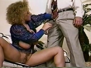 DeeDee and her big boobs take on Tom Byron