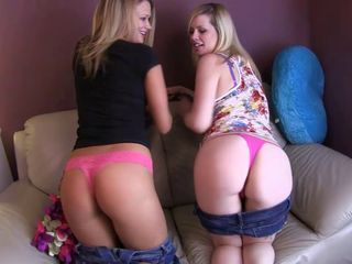 "Heather And Tara Make Daddy Cum!"" target=""_blank"