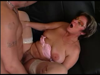 "Granny In Glasses And Stockings Suck And Fuck"" target=""_blank"
