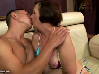 Ugly granny getting fucked pretty hard by reno78