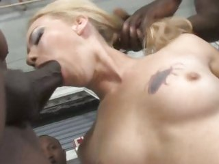 Blistering Melanie Jayne mouth...