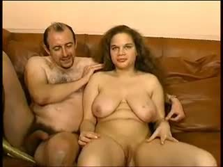 FRENCH CHUBBY BUSTY AUDITION -...