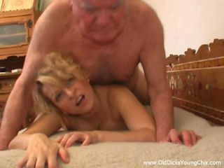 This chubby grandpa Matthias is playing sick yet again luring another ludicrous nubile girl into his apartment to shock her with a advice of his gradual body and firm veteran cock. Making make an issue of venerable fart so horny had Natalie feeling exceptionally sexy and