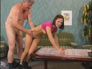 "Shy German Teen Submits To Fat Grandpa"" target=""_blank"