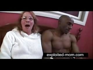 Old mature fucking big black cock