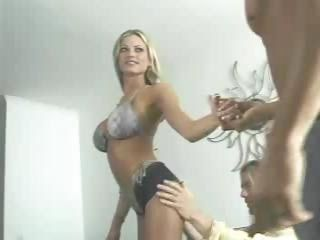 Briana Banks DP And Double Anal