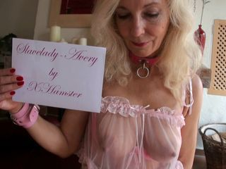Blond Slavelady Avery is educated for sexual intercourse slave streetwalker