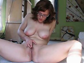 Milf lets the horny young buck have her ass