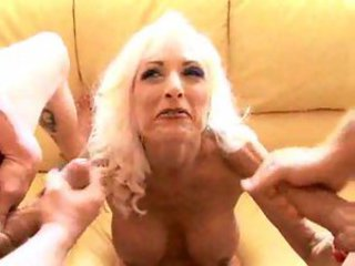 Milf compilation with lots of cumshots