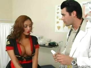Ice La Fox Fucks Her Doctor