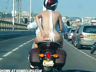 Lexo naked bike ride...
