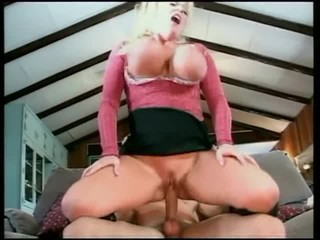 MILF With Big Tits Desperate For...