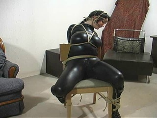 Bondage Fetish Latex