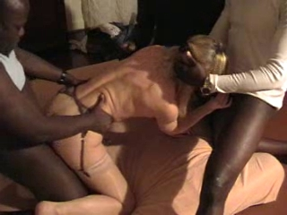White Wife 4some