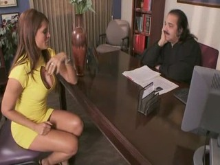 Ron Jeremy & Monique Fuentes.