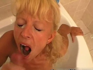 Moms suck young guys cock