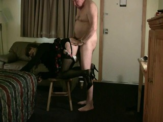 Amateur Clothed Doggystyle Hardcore Homemade Mature Older Stockings