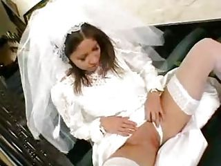 New Bride Fucked In The Ass By G...