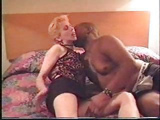 Filming his swinger wife with a black man - whorl