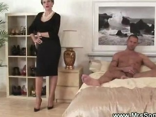 Most important Wife Sucks Cock While B...