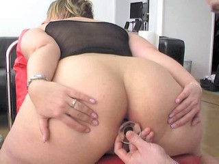 German BBW Anal & Ass Play, Phat Ass, Booty, PAWG