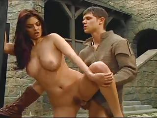 Tera Patrick Freed From Stockades To Get Fucked