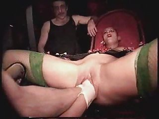 KitKatClub - Fisting with Simon & KKC Ladies