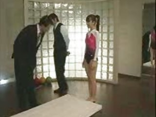 Amateur Flexible Japanese Threesome