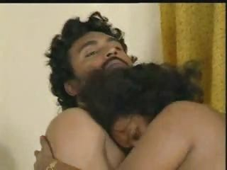 Indian mallu actress enjoying with costar in bluefilm part 1