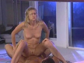 Blond sexy bitch with small tits shagged