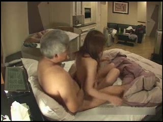 HiddenCam - Old Japanese man...